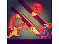 Bass player looking to start a pop punk band!