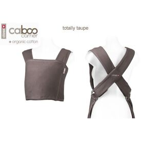 Caboo organic cotton carrier