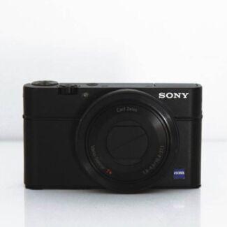 Sony Cyber Shot DSC RX 100 M2