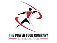 Full Time Commis Chef/Trainee Required at The Power Food Company (Immediate Start)