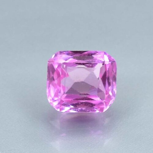 AAA+ 4.40 Ct Excellent Quality Natural Pink Morganite Loose gemstone Certified