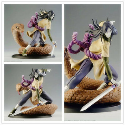 Naruto Shippuden Orochimaru w/Snake Action Figure Collectible Toy Statue Collectible Figure Snake