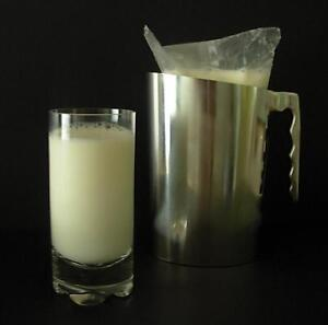 18/8 STAINLESS STEEL MILK AND JUICE KOOLERS