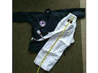 Gi, jiu-jitsu, Brazilian jiu-jitsu, karate. Kimono