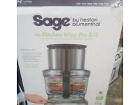 SAGE by Heston Blumenthal the Kitchen Wizz Pro 3.7L