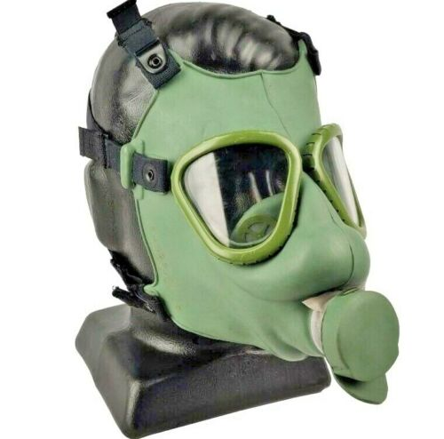 "Serbian Gas Mask Respirator ""Nuclear Biological Chemical"" NBC Rated sz Medium"