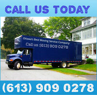 Ottawa's Best Moving Service Company