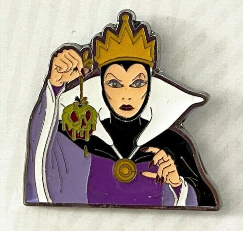 Disney Collector Pin Snow White Evil Queen Villain