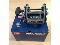 Penn 209M Boat Multiplier Reel With Level Wind Brand New In The Box Never Been Used