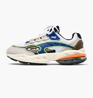 Puma x Ader Error Cell Venom White Men Lifestyle Sneakers Limited New 369860-01 - New Puma Cell