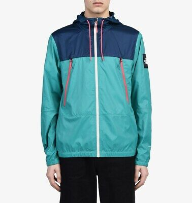 New The North Face 1990 Mountain Jacket Green Blue Black Label Capsule small