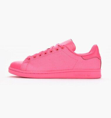 Womens Adidas Originals Stan Smith Pink Trainers (TGF43) RRP £69.99