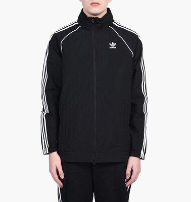Adidas Originals 90 Retro Style SST Superstar Windbreaker Track Jacket CW1309 F Adidas Originals Superstar Track