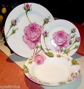 rosengeschirr feines porzellan englische rose werner voss versch teile ebay. Black Bedroom Furniture Sets. Home Design Ideas
