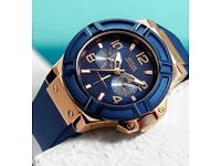 Mens GUESS watch new brand