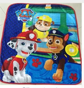 KID'S PAW PATROL BLANKET Peterborough Peterborough Area image 1