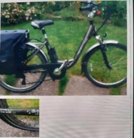 LOST : Looking for my STOLEN Electric bike. Claude Butler