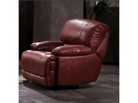 Recliner armchair brand new in packaging