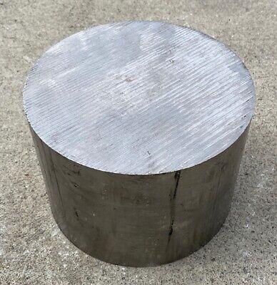 5 12 Diameter 303 Stainless Steel Round Bar Stock - 5.5 X 3.9375 Length