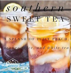 Scentsy Southern Sweet Tea sample