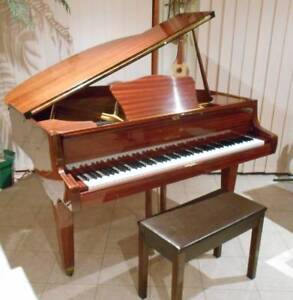 Piano Hupfeld Baby Grand Bridport Dorset Area Preview