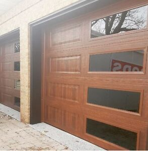 MODERN GARAGE DOORS FOR SALE FROM $699 CALL 416-477-2478