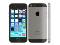 iPhone 5s grey unlocked