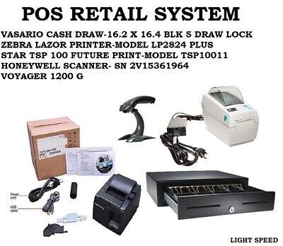 Pos Retail System Money Handling Inventory Sales