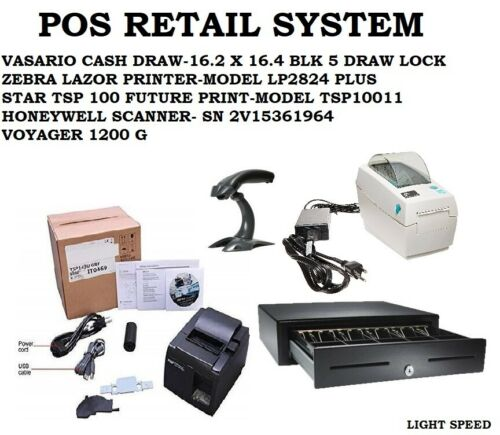 POS RETAIL SYSTEM, MONEY HANDLING, INVENTORY, SALES
