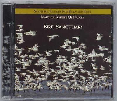BIRD SANCTUARY - BEAUTIFUL SOUNDS OF NATURE - MINT CD