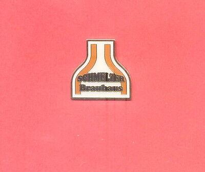 SCHMELZER BRAUHAUS (SAARLAND)-seit 2000-TOLLER ALTER PIN (1)-BRAUKESSEL-TOP-(Ke)