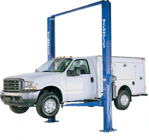 2 POST AUTOMOTIVE HOIST (12,000LB)