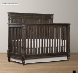 Restoration Hardware Crib and Toddler Conversion Kit