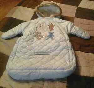 Winter Bunting Bag
