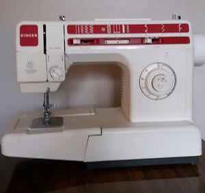 Electric Singer Sewing Machine!