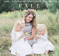 Fall mini sessions in Huntsville - starting at $175