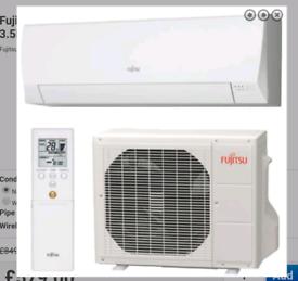 Fujitsu Economy Series ASYG12KPCA / AOYG12KPCA 3.5kW