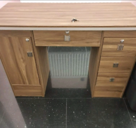 solid Wooden Desk