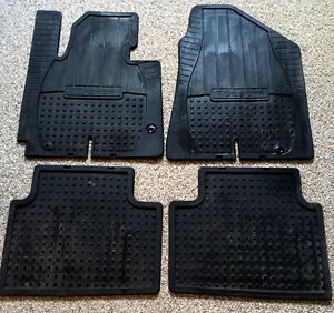 Hyundai Tucson All Weather Floor Mats