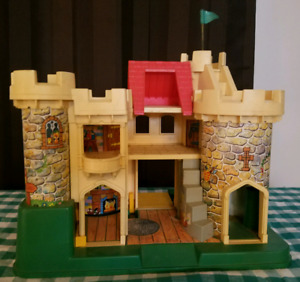 Château Fisher-Price 1974