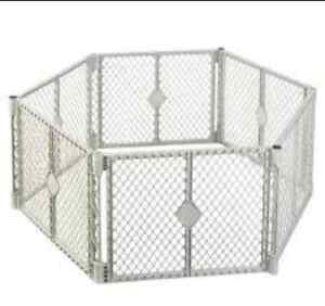 Looking for a gated playyard