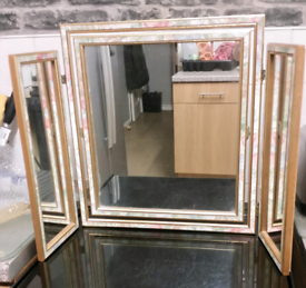 Triple Dressing Table Mirror REDUCED