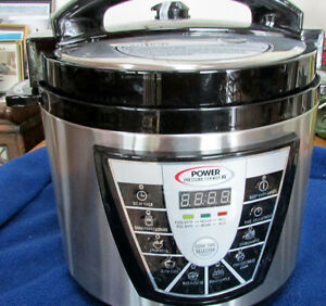 Time Saving Excellent New Electric Pressure Cooker