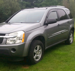 2006 Chev Equinox ALL WHEEL DRIVE