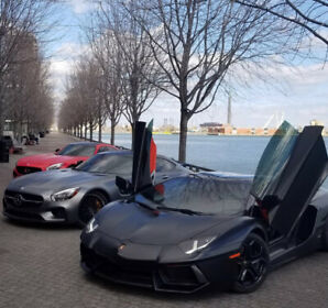 2012 Lamborghini Aventador for sale or trade