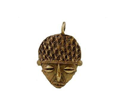 Mask African Bamoun Ancestor Door Keys Tribale B10 H