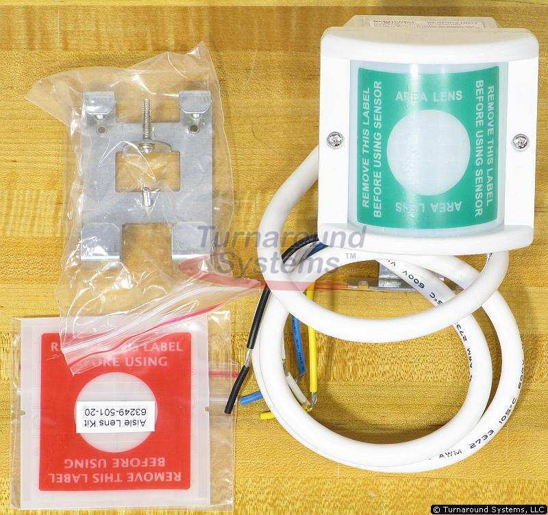 Square D SLSPIP210CT Occupancy Sensors, Dual Output, NEW!
