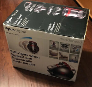 Dyson Big Ball Animal Canister Vacuum For Sale