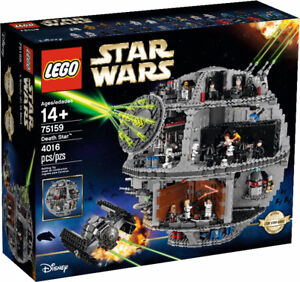 Untouched, Unopened Lego Death Star (75159) - SAVE OVER $100