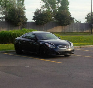 2009 Infiniti G37 S Coupe (2 door)